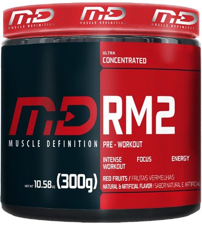 RM2 Pre Workout - Muscle Definition (300g)