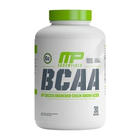 BCAA - Musclepharm (120 caps)