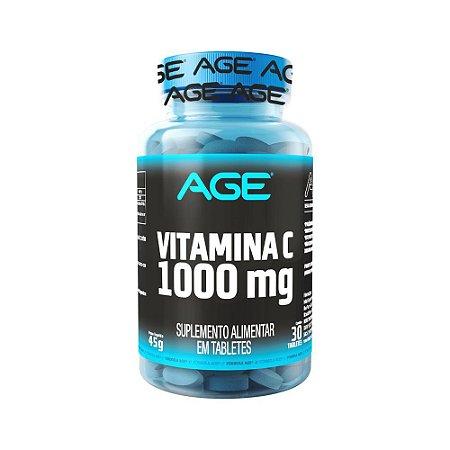 Vitamina C 1000mg - Nutrilatina AGE (30 caps)