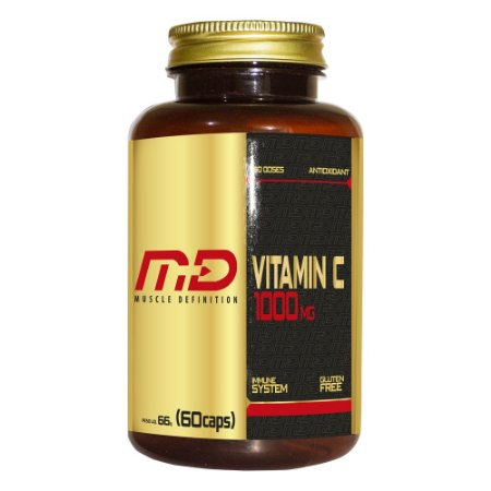 Vitamina C 1000mg - Muscle Definition (60 caps)