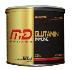 Glutamina Immune - Muscle Definition (210g)