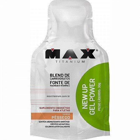 New Up Gel Powder - Max Titanium (30g)