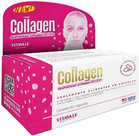 Colageno - Vitavale (60 caps)