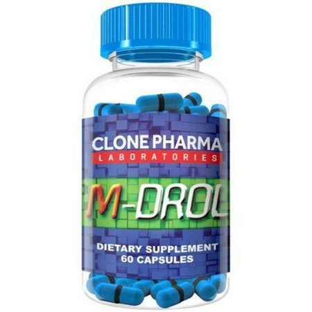 M Drol - Clone Pharma (60 caps)