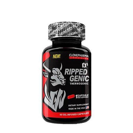 Ripped Genic - Clone Pharma (60 caps)