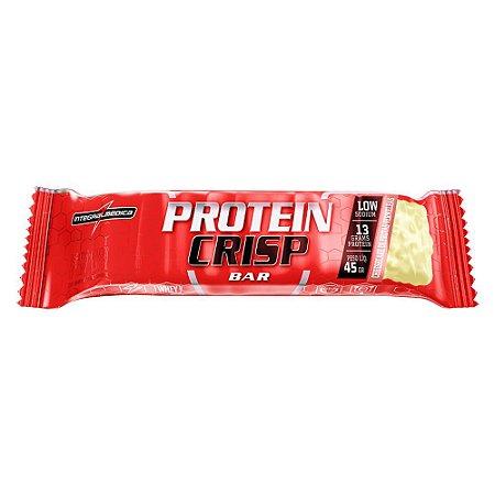 Barra de Proteina Protein Crisp Bar - Integralmedica