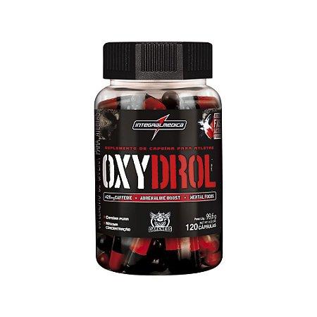 Oxydrol Darkness - Integralmedica (60 caps)