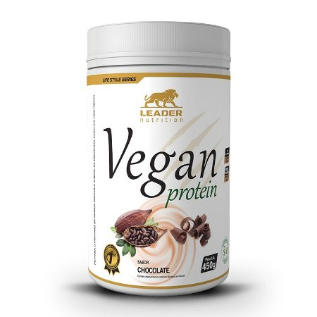 Vegan Protein - Leader Nutrition (450g)