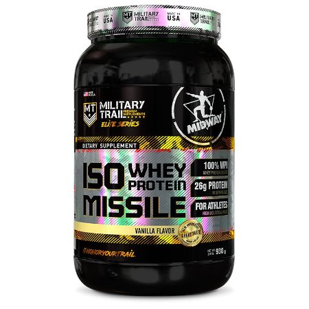 Iso Whey Missile Military - Midway (930g)