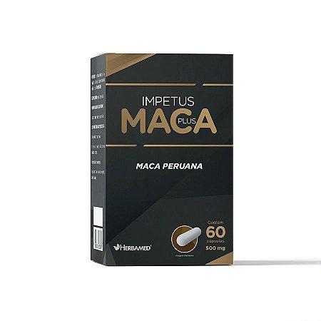 Maca Peruana Impetus Plus - Herbamed (60 caps)