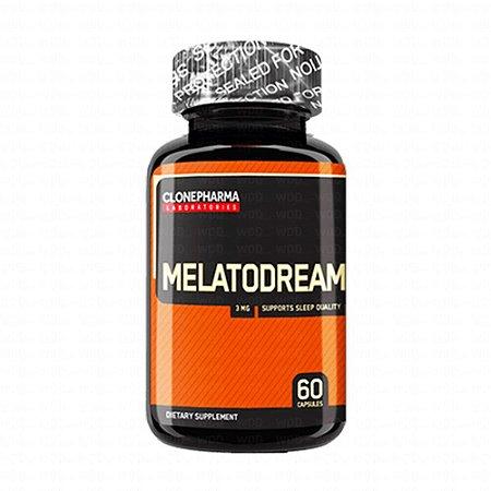Melatodream - Clone Pharma (60 caps)