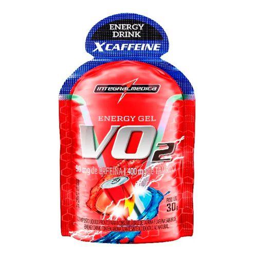 VO2 Energy Gel XCaffeine - Integralmedica (1un)