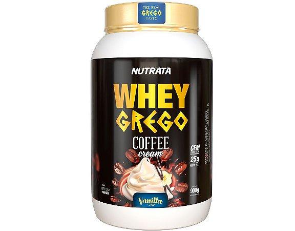 Whey Grego Coffee Cream - Nutrata (900g)