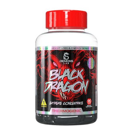 Black Dragon - Demons Lab (90 caps)