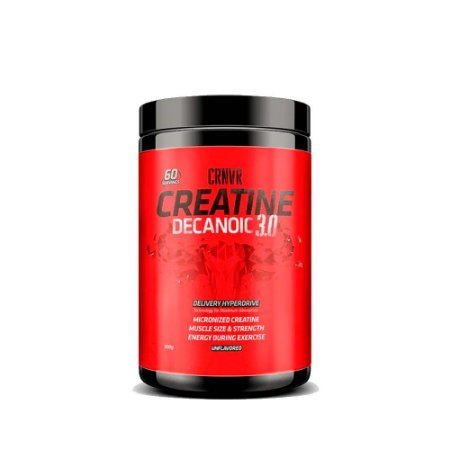 Creatine Decanoic 3.0 - CRNVR Nutrition (300g)