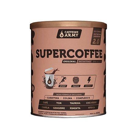 SuperCoffee - Caffeine Army (220g)