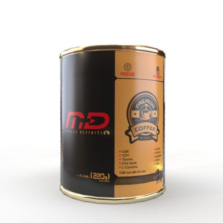 Premium Coffee - Muscle Definition (220g)