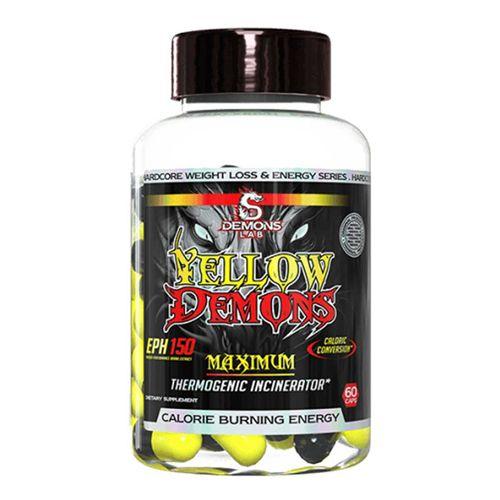 Yellow Demons 150 EPH - Demons Labs (60caps)