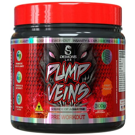 Pump Veins - Demons Labs (300g)