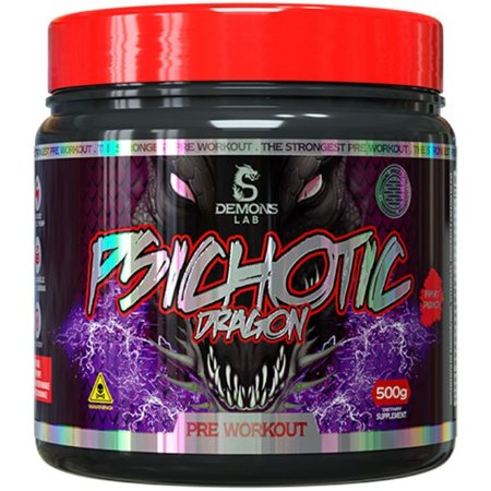 Psichotic Dragon - Demons Labs (500g)