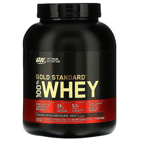 NEW 100% Whey Gold Standard - Optimum Nutrition (907g / 2,3kg)