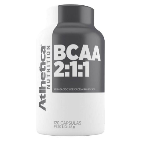 BCAA 2:1:1 200 tabletes atletica