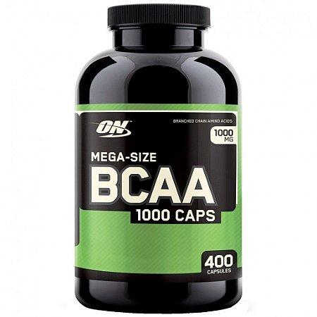 BCAA 1000MG 400 CAPS OPTIMUM