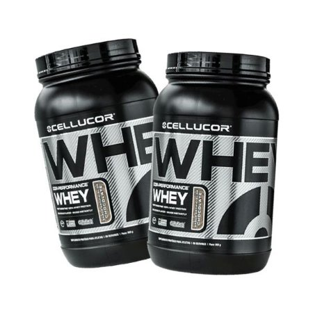 2 UNID. - WHEY CELLUCOR PERFORMANCE - 900g
