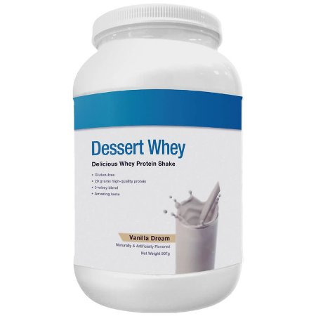 DESSERT WHEY - 907G
