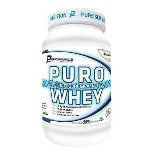 Puro Whey - 909g - Performance