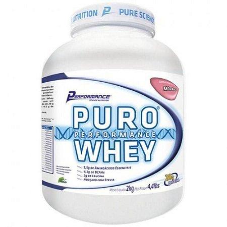 Puro Whey - 2kg - Performance