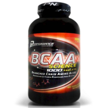 PERFORMANCE - BCAA SCIENCE 1000 - 300 TABLETES