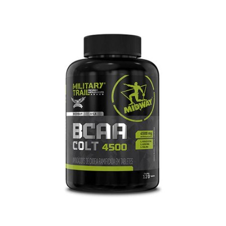 BCAA COLT 4500120 tablets Midway