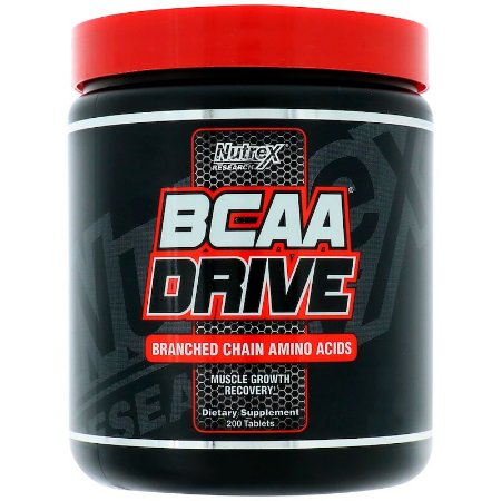 BCAA DRIVE200 tablets Nutrex