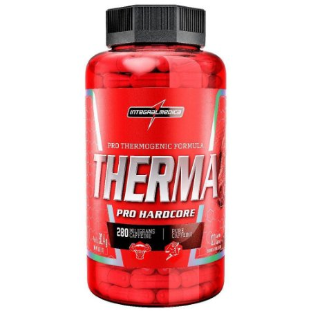 THERMA PRO HARDCORE - 120 caps - Integral Médica