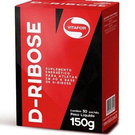 D-RIBOSE 30 sachês Vitafor