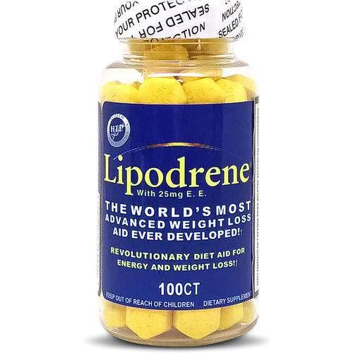 LIPODRENE 100 tablets - Hi-Tech Pharmaceuticals