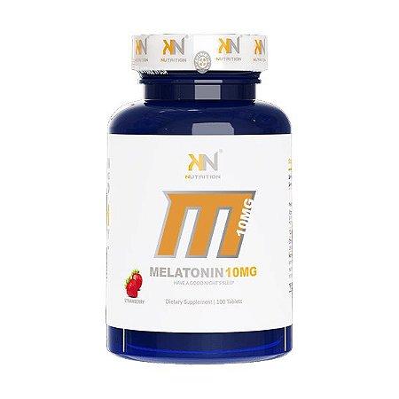 MELATONINA 10MG - 100 tablets Kriptonita Nutrition - Sabor Morango