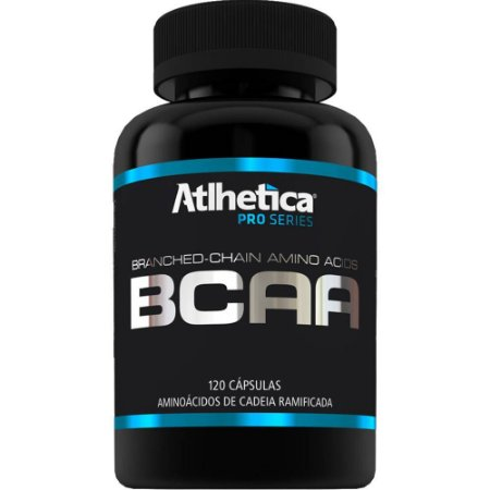 BCAA PRO SERIES  120 capsulas Atlhetica Nutrition