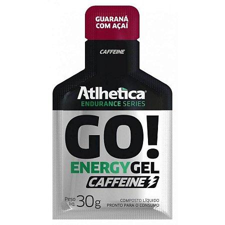 GO! ENERGY GEL CAFFEINE 30g Atlhetica Nutrition