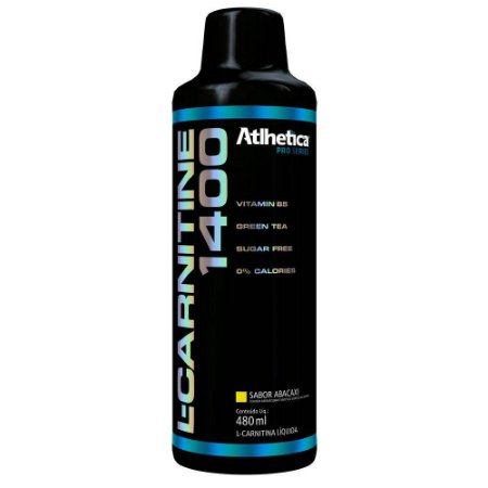 Car 1400 - 480ml - Atlhetica Nutrition