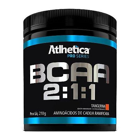 BCAA PRO SERIES 2:1:1 - 210g - Atlhetica Nutrition