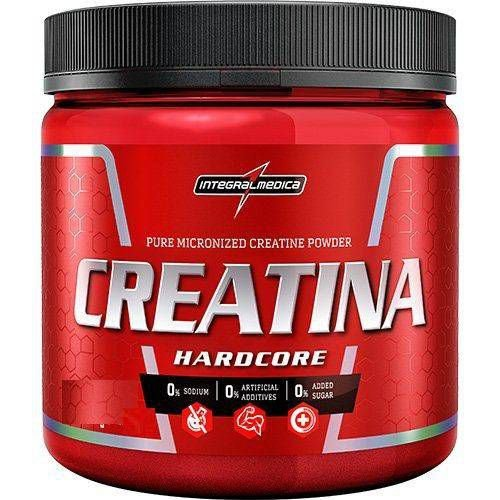 CREATINA 150g  HARDCORE - Integral Médica