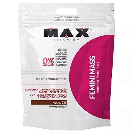 FEMINI MASS (REFIL) 2,4 kg Max Titanium