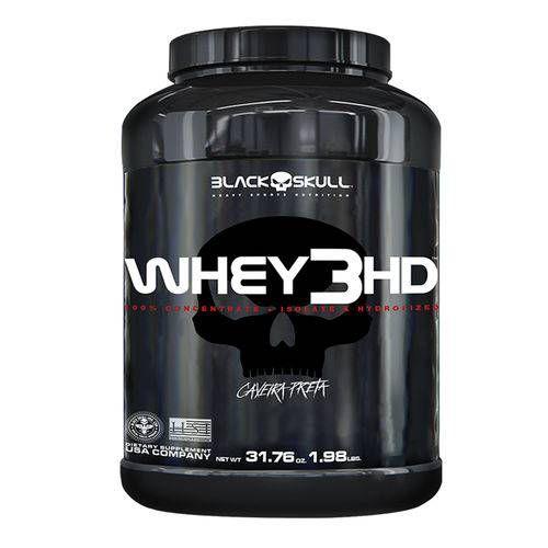 WHEY 3HD - 1,8 kg - Black Skull