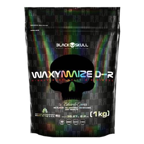 WAXY MAIZE1 kgBlack Skull