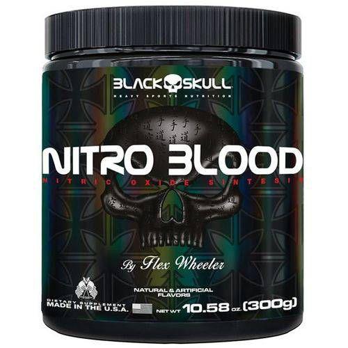 NITRO BLOOD - 300g- Black Skull