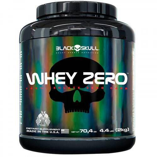 WHEY ZERO - 2 kg - Black Skull