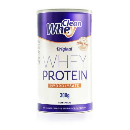 WHEY PROTEIN HYDROLYSATE - 300g - Clean Whey