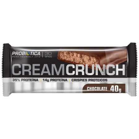 CREAM CRUNCH - 40g - Probiotica